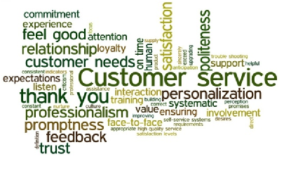 SOLUTIONS FOR CUSTOMER SERVICE, EXPERIENCE AND LOYALTY