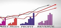 Revenue, Profit and Market Growth